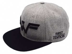 PWF Cap First Edition