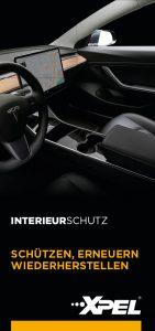 XPEL Faltblatt Interieur