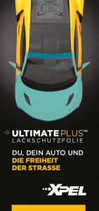 XPEL Faltblatt Ultimate Plus